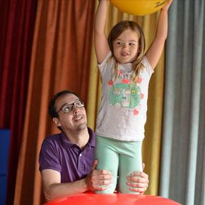 Indikationen Für Eine Behandlung Bei Kindern. Entwicklungsstörungen